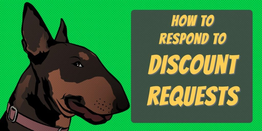 discount negotiation objection handler