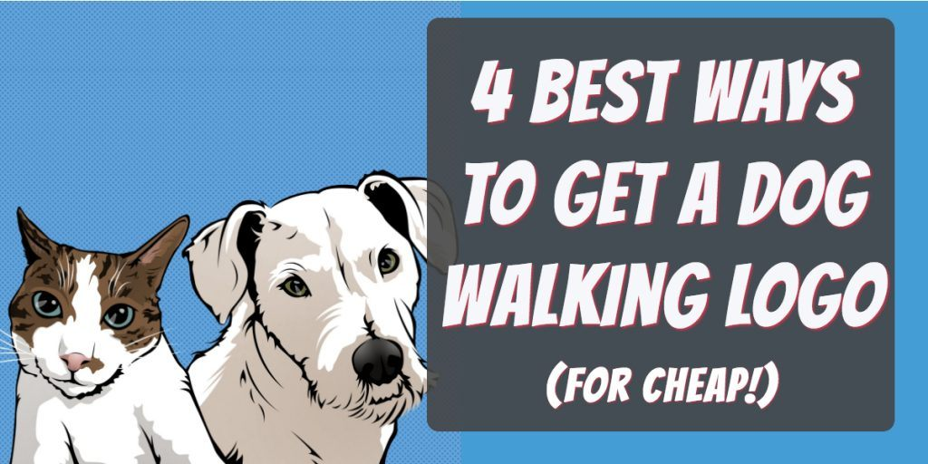 best dog walking logo